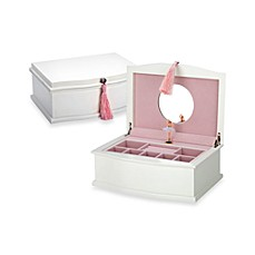 image of Reed & Barton® Musical Ballerina Jewelry Chest