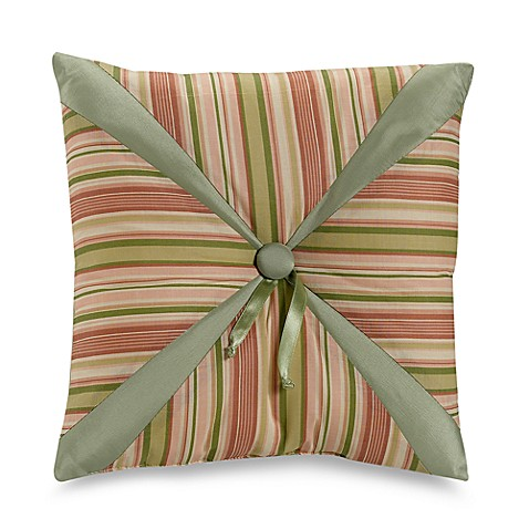 Fiji 12-Inch Square Throw Pillow - Bed Bath & Beyond
