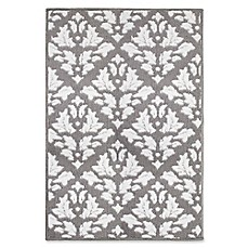 image of Jean Pierre Mira Loop Rug in Grey/Soft White