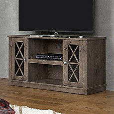 image of bellu0027o bayport tv stand in grey