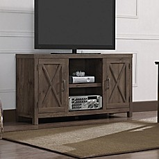 image of Bell'O® Humboldt TV Stand in Spanish Grey