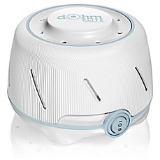 White noise machine bed bath beyond for Bathroom noise maker
