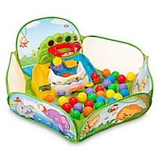 image of VTech® Drop N Pop Ball Pit in Green