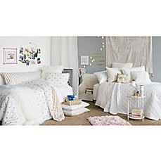 image of White and Gold Glam Bedroom