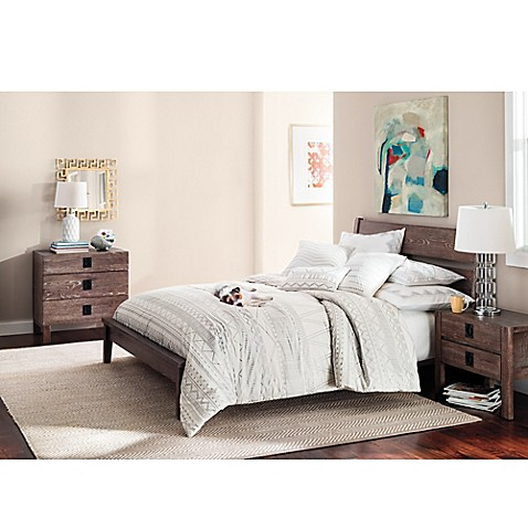 rustic chic bedroom rustic chic casual bedroom bed bath amp beyond 13106