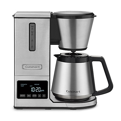 Cuisinartreg PurePrecision Pour-Over Coffee Brewer with Stainless Steel Carafe