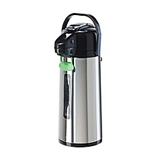 image of OGGI™ 2.2 Liter Stainless Steel Pumpmaster with Viewing Window