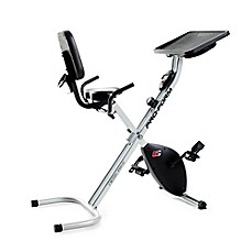 image of ProForm®  Desk X Bike in Black
