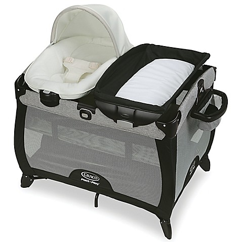 pack n play playard quick connect