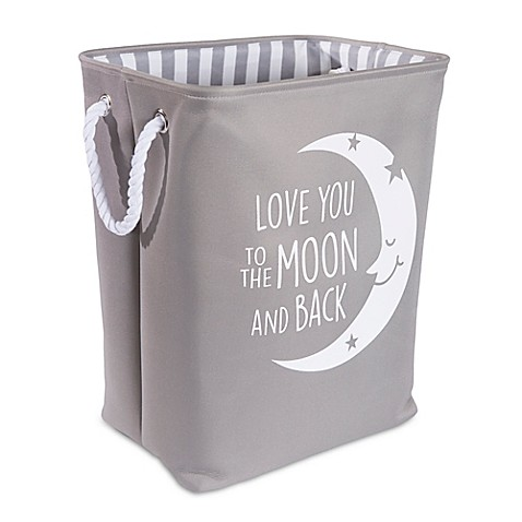 Taylor Madison Designs 174 Quot Love You To The Moon Quot Hamper In