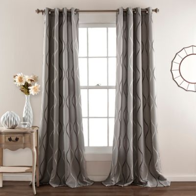 Curtains Ideas buy insulated curtains : Buy Grommet Insulated Curtains from Bed Bath & Beyond