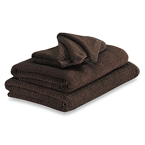 Buy Dri Soft 174 Washcloth In Brown From Bed Bath Amp Beyond