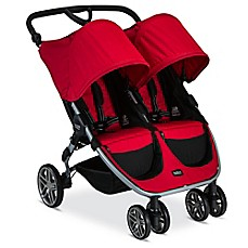 image of BRITAX B-Agile Double Stroller