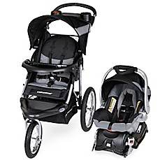 image of Baby Trend® Expedition® Travel System in Millennium White