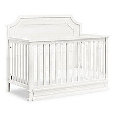 image of Encore by Million Dollar Baby Classic Emma Regency 4-in-1 Convertible Crib in Warm White
