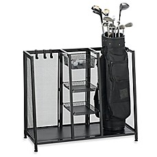 image of Metal Two Bag Golf Organizer