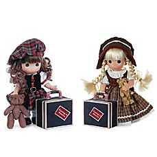image of Precious Moments® Coming to America Doll Collection