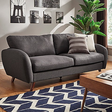 dark grey sofa furniture