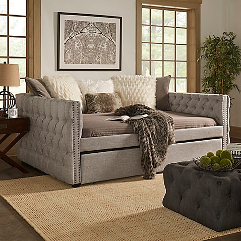 Verona Home Cambria Daybed With Trundle Bed Bath Amp Beyond