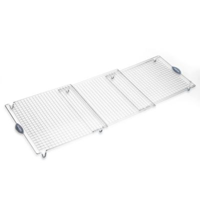 image of Real Simple® 3-In-1 Expandable Cooling Rack