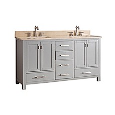 Bathroom Vanity Kansas City double bathroom vanities - bed bath & beyond
