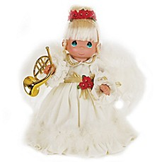 image of Precious Moments® Sounds of Christmas Doll