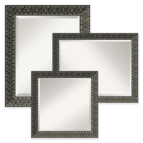 Bed Bath And Beyond Rectangle Gold Mirrors