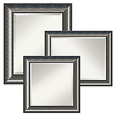 image of Amanti Quicksilver Wall Mirror in Silver