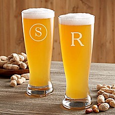 image of Classic Celebrations Beer Pilsner with Monogram