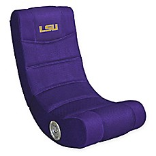 image of Louisiana State University Gaming Chair with Bluetooth®