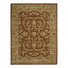 image of India House Rust Rug