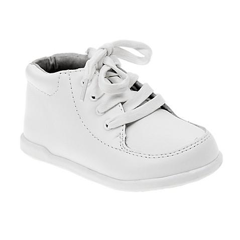 josmo shoes smart step medium width walking shoe in white