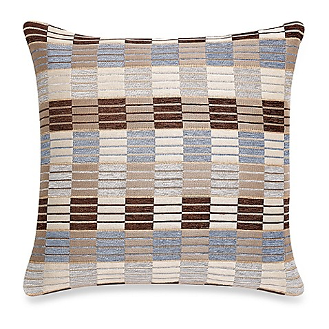 make-your-own-pillow stripes and ladders square throw pillow cover Make Your Own Throw Pillow Covers