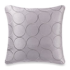 image of Make-Your-Own-Pillow Manhattan Square Throw Pillow Cover