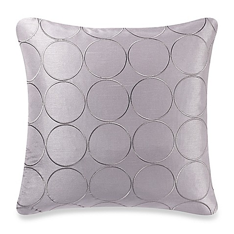 Make-Your-Own-Pillow Manhattan Square Throw Pillow Cover - Bed Bath & Beyond