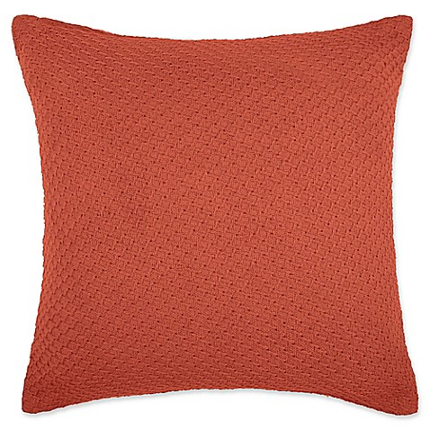 Make-Your-Own-Pillow Abby Square Throw Pillow Cover - Bed Bath & Beyond