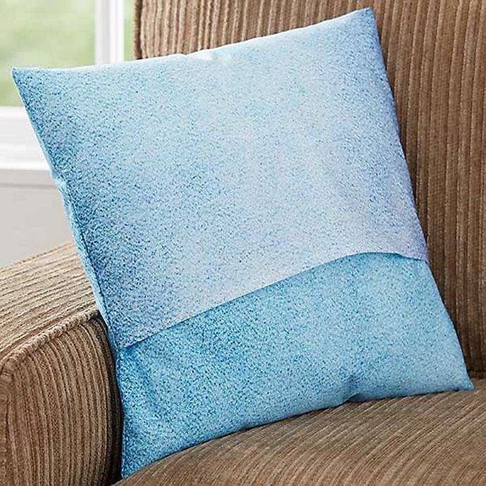 We Love You To Pieces Keepsake 18 Inch Square Throw Pillow Buybuy Baby