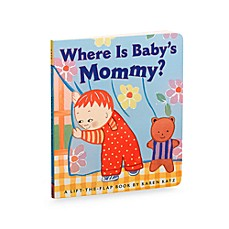 image of Where is Baby's Mommy? by Karen Katz
