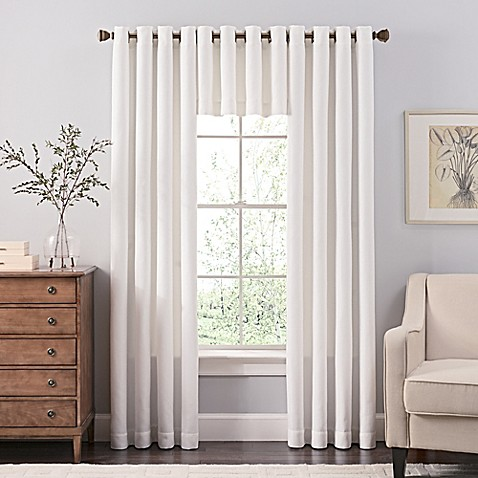 reina window curtain panels and valances