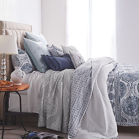 queen seventeen polyester savings marrakesh comforter bed blue on us this summer are bedding damask set upon get deal shop medallion full
