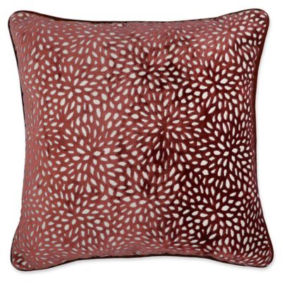 Decorative Pillow Makers : Make-Your-Own-Pillow Karst Square Throw Pillow Cover - Bed Bath & Beyond