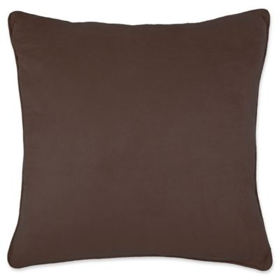 Decorative Pillow Makers : Make-Your-Own-Pillow Izmir Suede Throw Pillow Cover - Bed Bath & Beyond