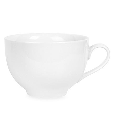 Everyday White® by Fitz and Floyd® 20 oz. Breakfast Cup