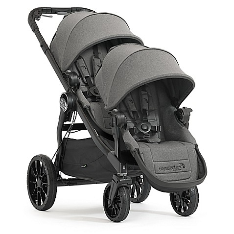 Baby Jogger 174 2017 City Select 174 Lux Stroller Second Seat