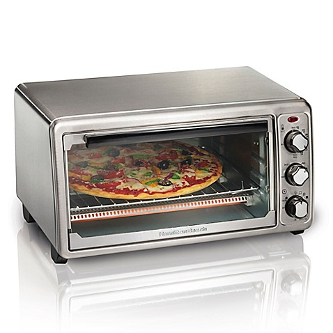 Hamilton Beach 6 Slice Toaster Oven Bed Bath & Beyond