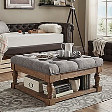 image of verona home annie button tufted cocktail