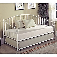 image of K&B Furniture BT01 Twin Metal Daybed