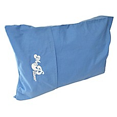 image of MyPillow® Travel Pillow in Day Break Blue