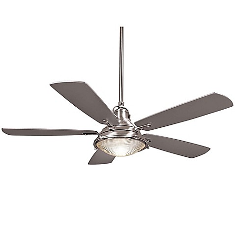 Minka Aire Groton 56 Inch Indoor Outdoor Ceiling Fan with Remote