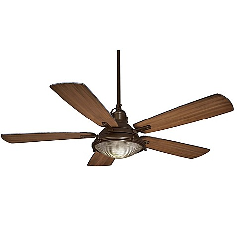 Minka AireR Groton 56 Inch Indoor Outdoor Ceiling Fan With
